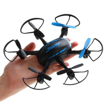 JJRC H21 RC HexacopterRC Quadcopters<br>JJRC H21 RC Hexacopter<br><br>Age: Above 14 years old<br>Brand: JJRC<br>Built-in Gyro: Yes<br>Channel: 4-Channels<br>Detailed Control Distance: About 100m<br>Features: Radio Control<br>Flying Time: 5~6mins<br>Functions: With light, Up/down, Sideward flight, Hover, Forward/backward, 3D rollover<br>Level: Beginner Level<br>Motor Type: Brushed Motor<br>Package Contents: 1 x H21 RC Hexacopter ( Battery Included ), 1 x Transmitter, 1 x USB Cable,  4 x Spare Blade, 1 x English User Manual<br>Package size (L x W x H): 40.00 x 8.50 x 24.00 cm / 15.75 x 3.35 x 9.45 inches<br>Package weight: 0.6000 kg<br>Remote Control: 2.4GHz Wireless Remote Control<br>Transmitter Power: 4 x 1.5V AA battery(not included)<br>Type: Hexacopter
