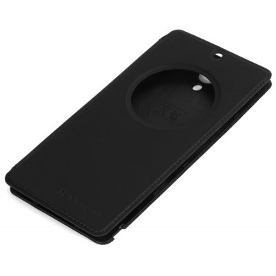 Kingzone N5 View Window Leather Protective Case Fitting