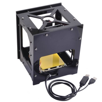 NEJE 300mW Laser Engraver Machine3D Printers, 3D Printer Kits<br>NEJE 300mW Laser Engraver Machine<br><br>Brand: NEJE<br>Package size: 30.00 x 20.00 x 21.00 cm / 11.81 x 7.87 x 8.27 inches<br>Package weight: 1.4500 kg<br>Packing Contents: 1 x NEJE 300mW Laser Engraver Machine, 1 x Laser Protective Glasses, 1 x 1GB TF Card, 1 x Allen Wrench<br>Product size: 16.00 x 14.50 x 19.00 cm / 6.3 x 5.71 x 7.48 inches<br>Product weight: 1.3000 kg<br>Type: 3D Laser