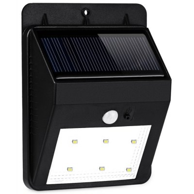 BSV - SL106 Solar PIR Light