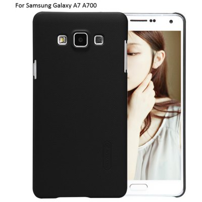 Nillkin PC Phone Protective Back Cover Case with Frosted Anti-skid Design for Samsung Galaxy A7 A700