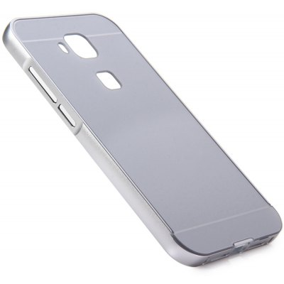 Thin PC Phone Cover Case with Mental Frame for HUAWEI Ascend 4 D199 RIO-AL00