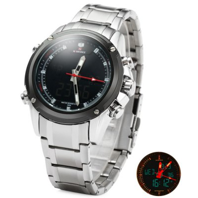 Naviforce NF9050M Male Japan Movt Watch