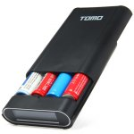 TOMO V8 - 4 18650 Battery Charger