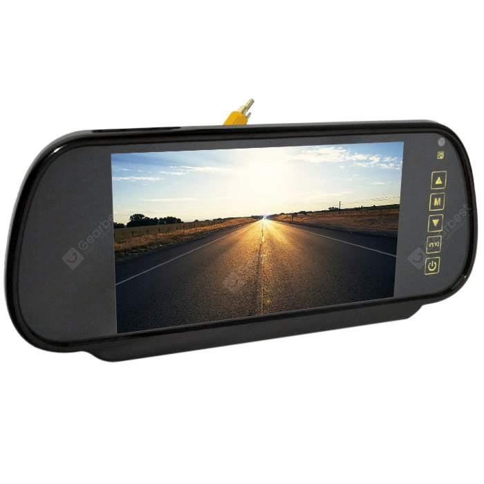 YG-738 Car Rearview Monitor