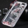 Plastic Back Cover Case Heart Shaped Sequins Design for iPhone 6 - 4.7inch deal