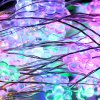 10m Xmas Flower Copper Wire String deal