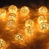 2.6M Xmas Vine Ball String Light deal