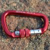 XINDA D-shaped Mountaineering Buckle photo