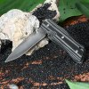 best Sanrenmu 9051 SUC-GHV Stainless Steel Folding Knife