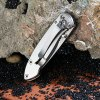 Sanrenmu 6011 LUC - SA Folding Knife with Liner Lock deal