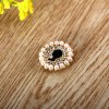 Pearl Portrait Style Home Button Key Cover Sticker for iPhone 6S / 6 Plus 5S 5 iPad iPod Touch deal
