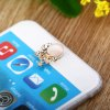 cheap Diamond Crown Style Home Button Key Cover Sticker for iPhone 6S / 6 Plus 5S 5 iPad iPod Touch