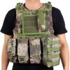 Amphibious Combat Vest 600D Oxford Made
