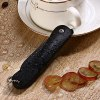 Pocket Size No Locking Foldable Ceramic Knife deal