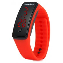 Lucky Family LED Watch