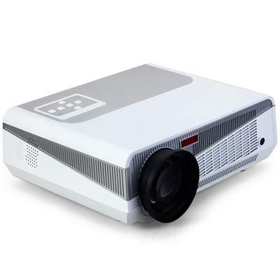 LED-86+ Projector HD LED Projector for Household 3D Projector TV Projector 1080PProjectors<br>LED-86+ Projector HD LED Projector for Household 3D Projector TV Projector 1080P<br><br>Model: LED-86+<br>Material: Plastic, Glass, Metal<br>Display Type: LCD<br>Resolution Support: 1280 x 768<br>Brightness: 2800lm<br>Projection Distance: 1.5 - 4.5 m<br>Lamp: LED<br>Lamp Power: 220 W<br>Interface: AV<br>Color: Black, White<br>Product Weight: 0.760 kg<br>Package Weight: 5.7 kg<br>Product Size (L x W x H): 32.5 x 26 x 14.0 cm<br>Package Size (L x W x H): 48 x 37 x 24 cm<br>Package Contents: 1 x Projector, 1 x Remote Control, 1 x AV Cable, 1 x VGA Cable, 1 x Charger Cable,1 x English User Manual