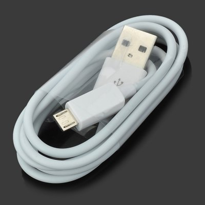 4Pcs Universal USB to Micro USB Data / Charging Cable