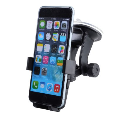 Windshield Dashboard Car Holder Phone Stand with Sucker Easy Installation