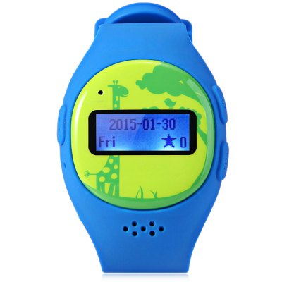 Гаджет   HEDY W06 Kid Tracker Smartwatch Cell Phones