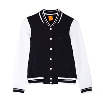 Xiaomi Baseball Sports Coat for WomenShirts<br>Xiaomi Baseball Sports Coat for Women<br><br>Brand: xiaomi<br>Color: Multi-color<br>Material: 100 percent cotton<br>Gender: Women<br>Size: L, XL, S, M<br>Best Use: Sports, Leisures<br>Product Weight: 0.550 kg<br>Package Weight: 0.62 kg<br>Package Size: 30.0 x 30.0 x 8.0 cm / 11.79 x 11.79 x 3.14 inches<br>Package Contents: 1 x xiaomi Baseball Coat