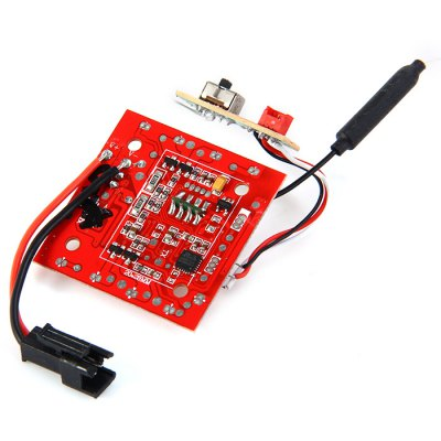 ФОТО Spare Receiver Board Fitting for JJRC H8C RC Quadcopter