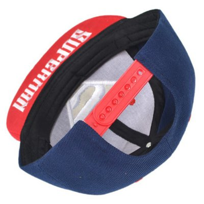 Гаджет   Base Ball Peaked Cap for Boys with Super Man Mark Pattern Hats and Scarfs