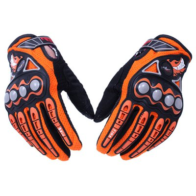 PRO-BIKER Safety Full Finger Gloves