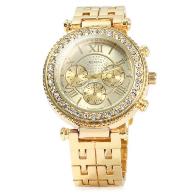 Гаджет   Geneva Ladies Quartz Watch Women