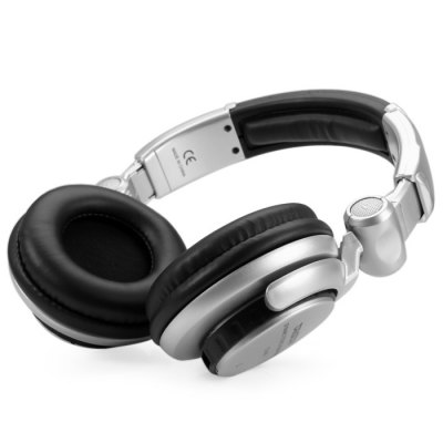 TAKSTAR HD 3000 Stereo HeadsetOn-ear &amp; Over-ear Headphones<br>TAKSTAR HD 3000 Stereo Headset<br><br>Brand: TAKSTAR<br>Model  : HD 3000<br>Color : Silver<br>Wearing type : Headband<br>Feature: Professional monitor headset<br>Function : Noise Cancelling<br>Certificate: CE<br>Headset type: Dynamic<br>Connectivity : Wired<br>Connecting interface : 6.3mm, 3.5mm<br>Application : DJ, Portable Media Player, Aviation, Computer<br>Plug Type: Full-sized<br>Cable length : 2.2m<br>Driver unit: 50mm<br>Sound channel: Two-channel (stereo)<br>Frequency response : 20~20KHz<br>Impedance : 60ohms±30 percent<br>Sensitivity : 99dB<br>Output power: Maximum 1500mW<br>Product weight  : 0.291 kg<br>Package weight  : 1.1 kg<br>Package size (L x W x H) : 30 x 24 x 12 cm / 11.79 x 9.43 x 4.72 inches<br>Package contents: 1 x TAKSTAR HD 3000 Headset, 1 x 3.5mm-to-6.3mm Plug Adapter, 1 x 2.2m Length Cable, 1 x 1.2m Spring Cable (Stretching Length about 4m), 1 x Pouch