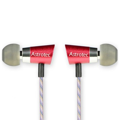 Гаджет   Astrotec AM90mic HIFI In-ear Stereo Earphone with Mic Torch Design iPhone Headsets