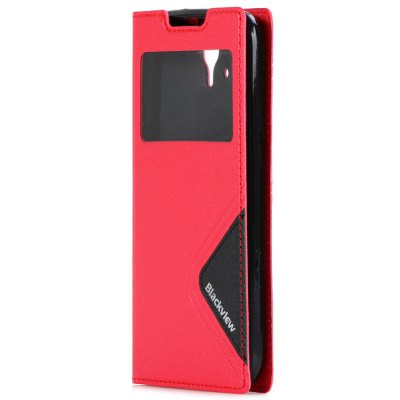 Original Blackview Zeta V16 View Window Leather Protective Case - BLACKVIEWCases &amp; Leather<br>Original Blackview Zeta V16 View Window Leather Protective Case<br><br>Brand: Blackview<br>For: Mobile phone<br>Compatible models: Blackview Zeta V16<br>Features: Full Body Cases<br>Style: Name Brand Style, Special Design<br>Available Color: Black, Rose, Red<br>Product weight: 0.060 kg<br>Package weight: 0.100 kg<br>Product size (L x W x H) : 14.7 x 7.8 x 1.2 cm / 5.78 x 3.07 x 0.47 inches<br>Package size (L x W x H): 15.7 x 8.8 x 2.2 cm / 6.17 x 3.46 x 0.86 inches<br>Package Contents: 1 x View Window Leather Protective Case