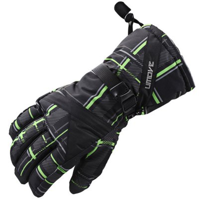 Umove UM-120908 Winter Skiing Gloves One SizeAccessories<br>Umove UM-120908 Winter Skiing Gloves One Size<br><br>Brand: Umove<br>Type: Gloves<br>Material: Cotton<br>Style Design: Full finger<br>Size: One Size<br>Color: Purple, Pink, Black Green, Blue Orange, Stripe<br>Product weight   : 0.270 kg<br>Package weight   : 0.340 kg<br>Package size (L x W x H)  : 30 x 11 x 4 cm / 11.79 x 4.32 x 1.57 inches<br>Package contents: 1 x A Pair of Umove Gloves
