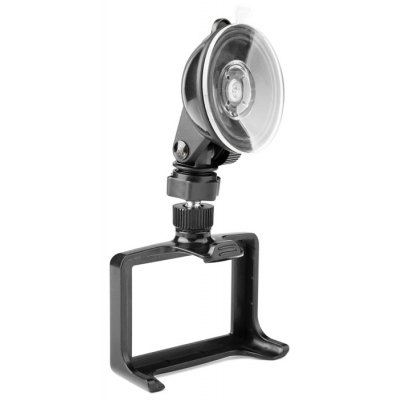 Original GitUp Dashcam Frame with Suction Cup Mount