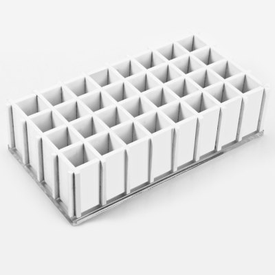 Thicken Acrylic 32 Holes Display Holder