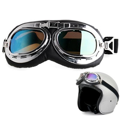 Foldable Motorcycle Goggles Glasses