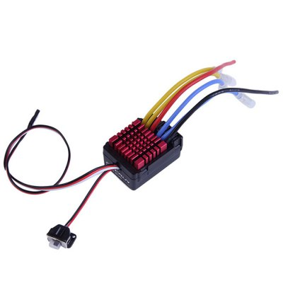 Hobbywing QuicRun Brushed 60A ESC