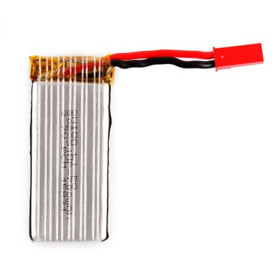 ФОТО Spare 3.7V 700mAh JST Port Battery Fitting for JXD 509G 509V SKY HAWKEYE 1315S / 1315W LiDi RC L6W / L6F RC Quadcopter