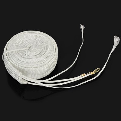 Fiber + Copper Wire Heating CableConsumer Electronics<br>Fiber + Copper Wire Heating Cable<br><br>Product weight   : 0.122 kg<br>Package weight   : 0.174 kg<br>Product size (L x W x H)  : 200 x 2.8 x 0.2 cm / 78.60 x 1.10 x 0.08 inches<br>Package size (L x W x H)  : 15 x 13 x 15 cm / 5.90 x 5.11 x 5.90 inches<br>Package Contents: 1 ? Cable