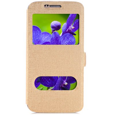 Phone Protective PU Cover Case for Samsung S6 Edge Two View Window with Holder FunctionSamsung Cases/Covers<br>Phone Protective PU Cover Case for Samsung S6 Edge Two View Window with Holder Function<br><br>For: Samsung Mobile Phone<br>Compatible for Sumsung: Galaxy S6 Edge<br>Features: With View Window, Cases with Stand, Full Body Cases<br>Material: TPU, PU Leather<br>Style: Novelty, Solid Color<br>Color: Red, White, Black, Gold, Brown, Blue<br>Functions: Camera Hole Location<br>Product weight: 0.040 kg<br>Package weight: 0.110 kg<br>Product size (L x W x H) : 14.8 x 7.5 x 1.2 cm / 5.82 x 2.95 x 0.47 inches<br>Package size (L x W x H): 17.5 x 10 x 2 cm / 6.88 x 3.93 x 0.79 inches<br>Package Contents: 1 x Case