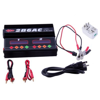 Spare 2B6AC Balance Charger for Multicopter Rotor