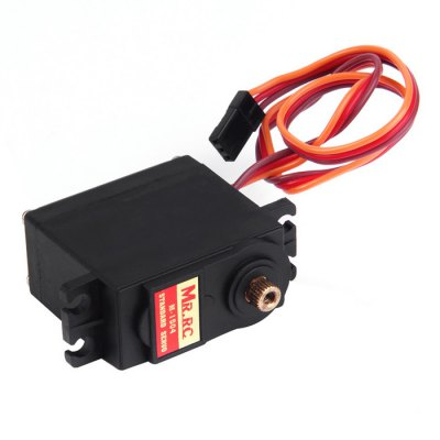 Гаджет   Spare MR. RC M - 1504 Servo for RC Fixed-wing Aeroplane Helicopter Multi Rotor Parts