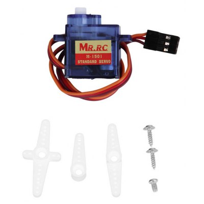 MR. RC M - 1501 Servo