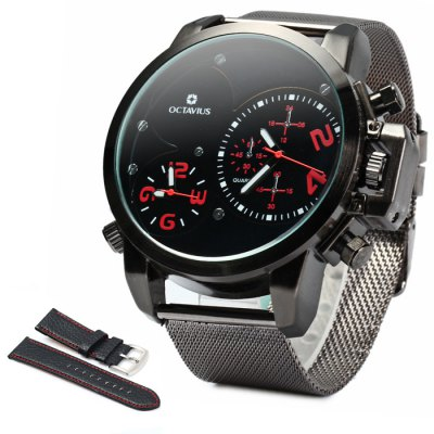OCTAVIUS Men Quartz Watch