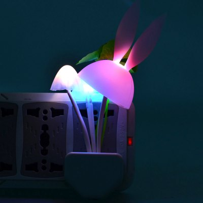 Smart Light Control Mushroom LED Night Light