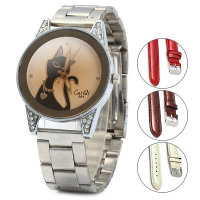 Cai Qi 563 Female Quartz Watch