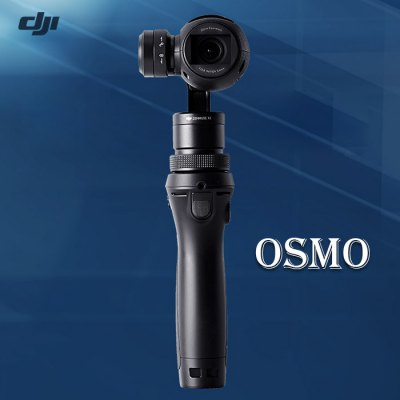 DJI OSMO Integrated Handheld Gimbal with Aerial Photography 12MP X3 CAM Set Time-lapse Photography