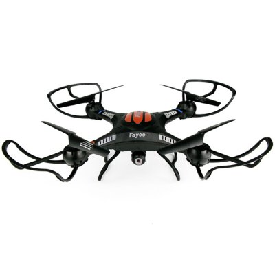 Гаджет   Fayee FY560 2.4G 4CH 5.8G FPV 2 Mega Pixel with 6 Axis Gyro Remote Control Quadcopter RC Quadcopters