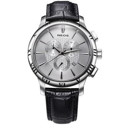 Фотография NEOS N30818M Men Quartz Watch
