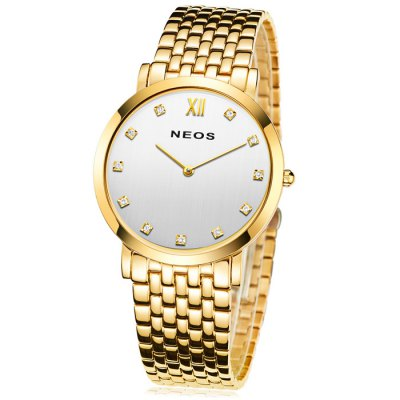 NEOS N30852M Sapphire Mirror Men Japan Quartz WatchMens Watches<br>NEOS N30852M Sapphire Mirror Men Japan Quartz Watch<br><br>Brand: NEOS<br>Watches categories: Male table<br>Watch style: Fashion<br>Watch color: Silver, Black, White, Golden, Silver and Golden<br>Movement type: Quartz watch<br>Shape of the dial: Round<br>Surface material: Sapphire<br>Display type: Analog<br>Case material: Stainless steel<br>Band material: Stainless steel<br>Water Resistance: 30 meters<br>The dial thickness: 0.6 cm / 0.24 inches<br>The dial diameter: 3.8 cm / 1.49 incdes<br>Product weight: 0.110 kg<br>Package weight: 0.21 kg<br>Product size (L x W x H): 24.1 x 3.8 x 0.6 cm / 9.47 x 1.49 x 0.24 inches<br>Package size (L x W x H): 12 x 10 x 8 cm / 4.72 x 3.93 x 3.14 inches<br>Package Contents: 1 x NEOS N30852M Watch